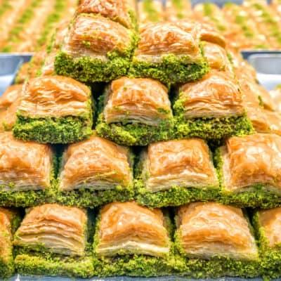 Baklava Pastry Dessert