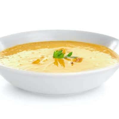 Bowl Lentil Soup