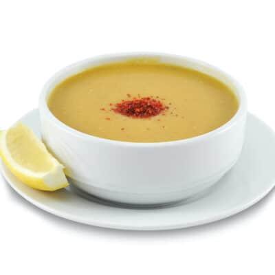 Cup Lentil Soup