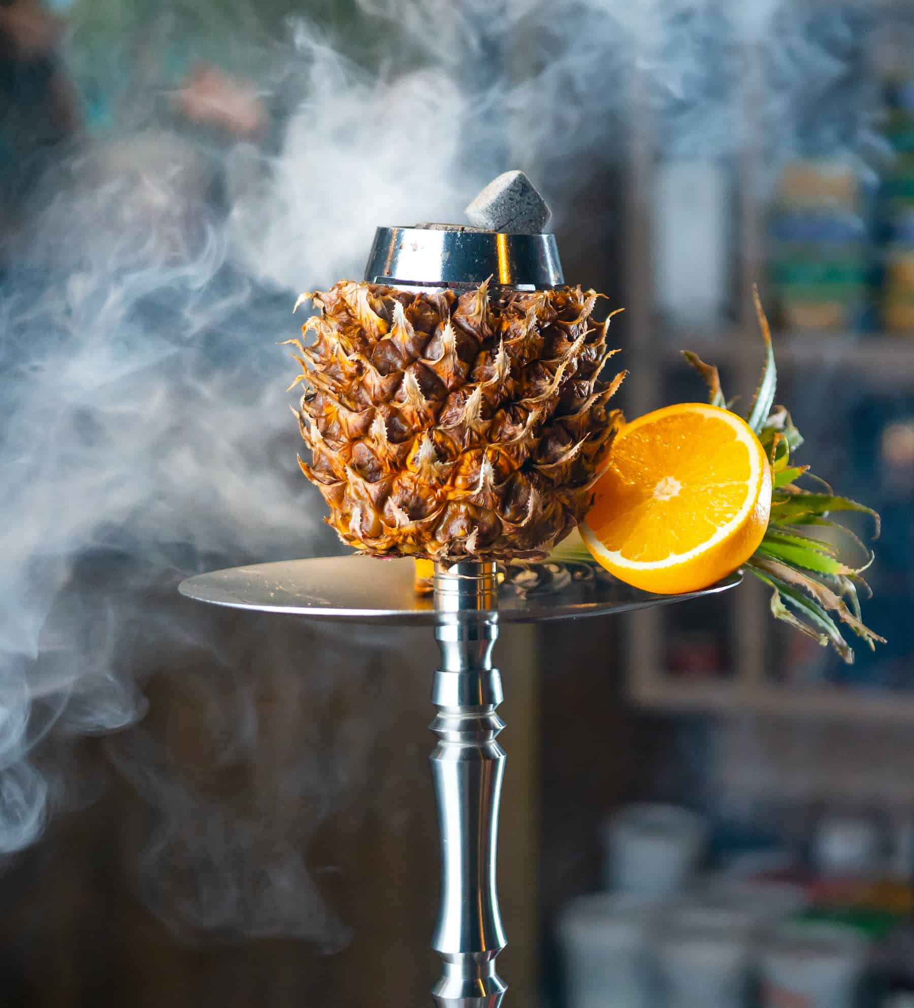 Pineapple Hookah